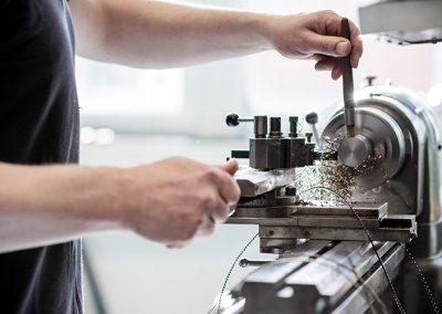 Produktfotografie Metallverarbeitung