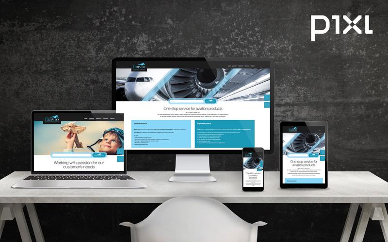 faavio / faavio.com / Homepage-Design und Programmierung mit Instant Search-Funktion