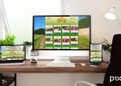 Hof Bogenschütz, Hüfingen / biosortiment.de / Design, Programmierung und Entwicklung eines Online-Shops